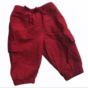 🧚♀ 4/$25 GYMBOREE Lined Trousers 6-12M